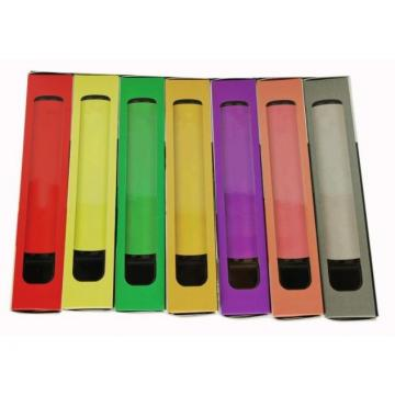 Wholesale 0.8ml Cotton Coil Disposable E Cigarette with OEM Service
